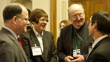 A fond farewell to Bishop Brain and two new Bishops join CSAN Trustees