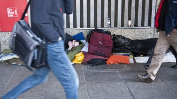 """Archbishop leads calls to tackle """"poverty on the doorstep"""""""