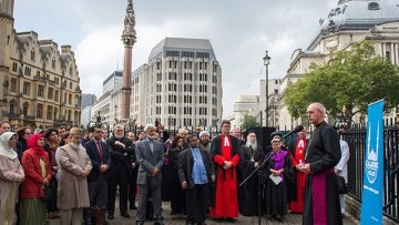 Middle East Church Leaders meet in London to discuss the plight of Christians and minority communities in Iraq and the wider region