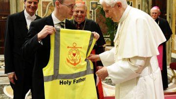 Pope praises work of Apostleship of the Sea