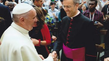Pope appoints Mgr Nicholas Hudson as new Auxiliary Bishop of Westminster