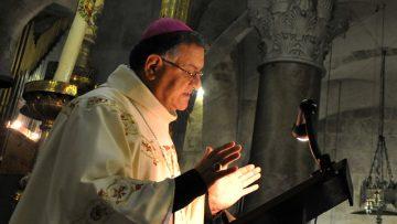 Latin Patriarch of Jerusalem's Christmas Homily