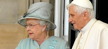 Papal Message for the Diamond Jubilee of Queen Elizabeth II