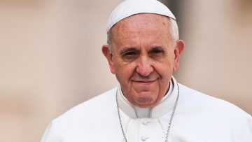 Pope Francis asks Catholics across Britain to protect and cherish life