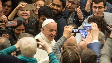 Pope Francis: Lenten Message 2018