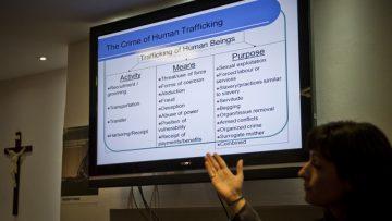 Combating human trafficking training days