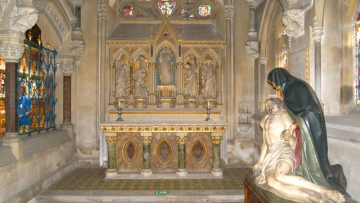 Campaign to save Pugin's personal church of St Augustine's