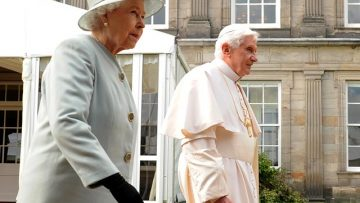 Catholic Prayers to mark the Queen's Diamond Jubilee