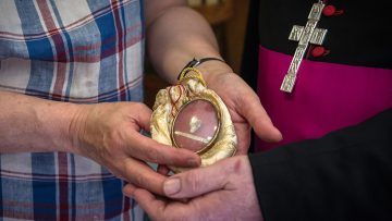 Relic of Pope St. Clement I goes on display in Westminster Cathedral