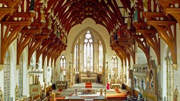 Closure of Heritage Lottery Fund's Grants for Places of Worship Programme