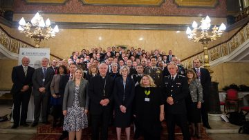Police and Church partner to combat Human Trafficking at London Conference
