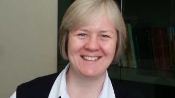First Religious Sister appointed as director of the National Office for Vocations