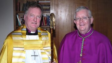 Remember the Suffering Church in the Holy Land and the Middle East during Christian Unity Week, says Archbishop of Birmingham