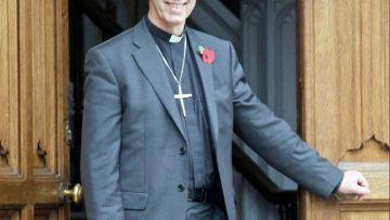 "New Archbishop of Canterbury ""a strong ally in the work of evangelisation"""
