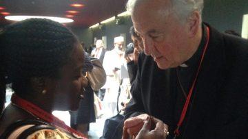 Cardinal Nichols condemns sexual violence in warfare at global summit
