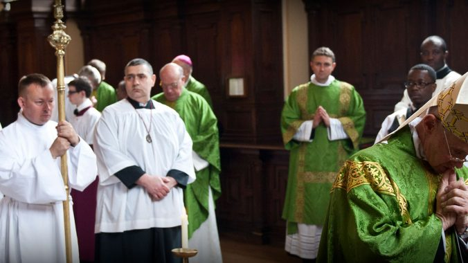 Cardinal Tauran's UK Visit 2013