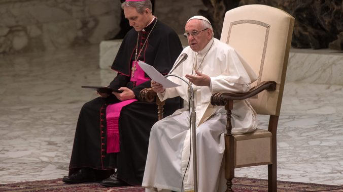 Pope Francis on Mercy and Reconciliation