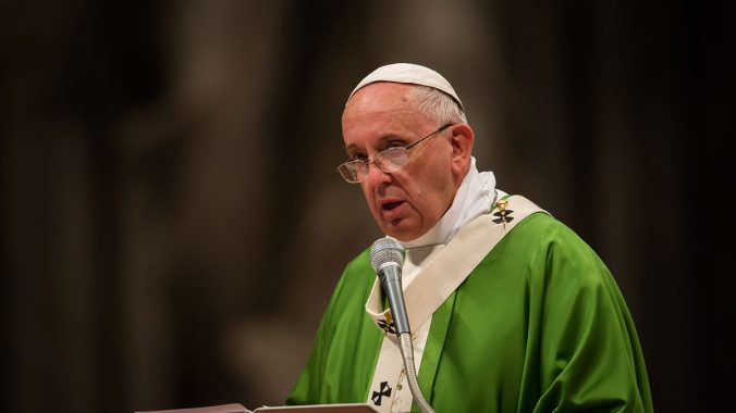 """Pope's Easter Message: """"The contagion of hope"""""""