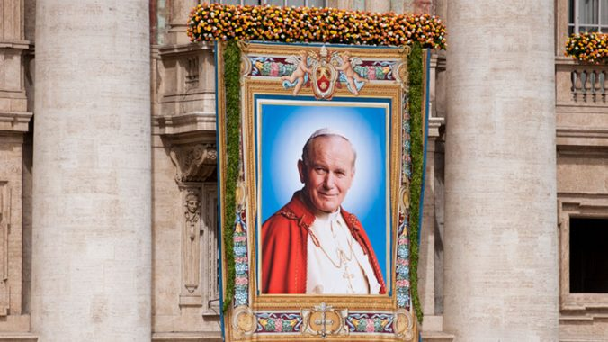 Prayer for Peace: Pope St John Paul II