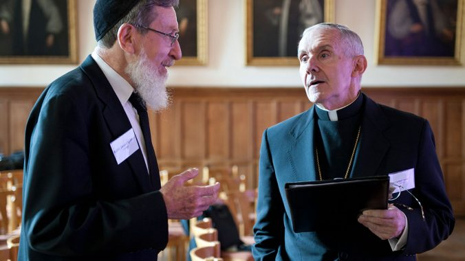 Reflection on Theological Questions Pertaining to Catholic-Jewish Relations