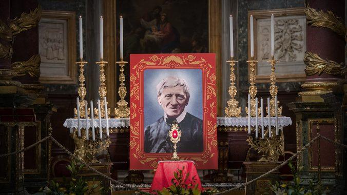 Pontifical Solemn Mass of Thanksgiving for Saint John Henry Newman