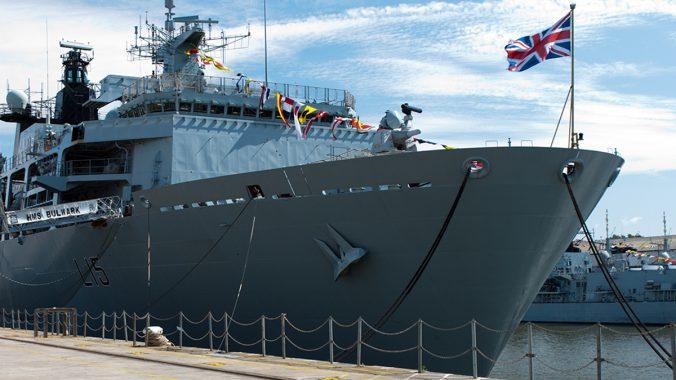 Royal Navy Chaplains