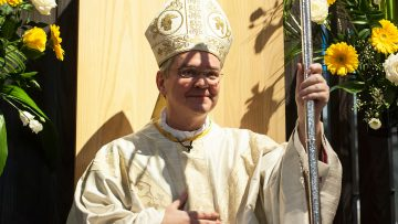 Bishop speaks of a 'Long Good Friday'
