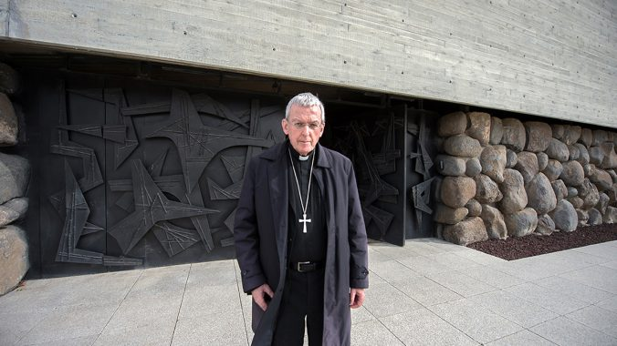 Bishop on Holocaust Memorial Day