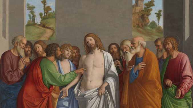 Film: The Incredulity of Saint Thomas