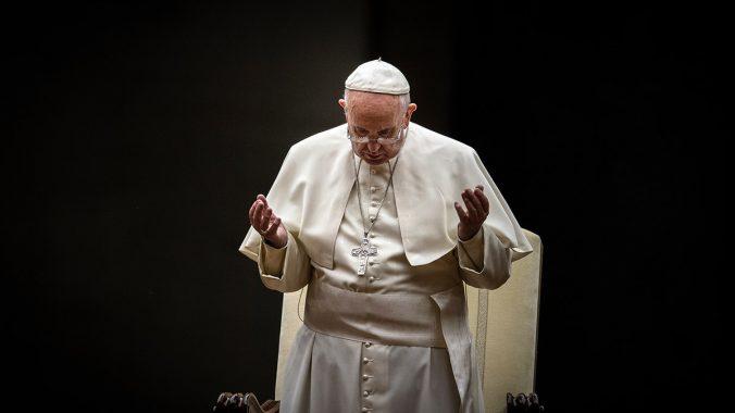 Pope's call for marathon Month of Prayer