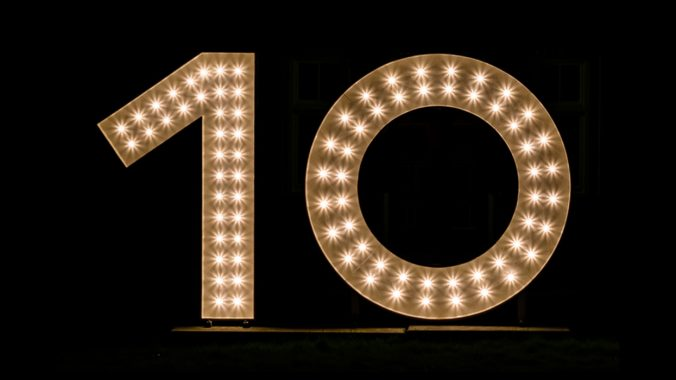 Our Top Ten's