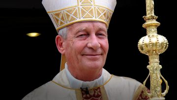 Archbishop Peter Smith RIP