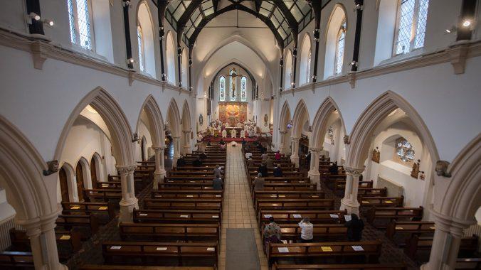 Catholic Churches Closed to the Public