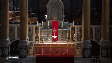Cardinal to priests: Take good care of yourselves but follow painful instruction to close churches