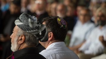 Interreligious meeting in Jerusalem shows unity in times of trial