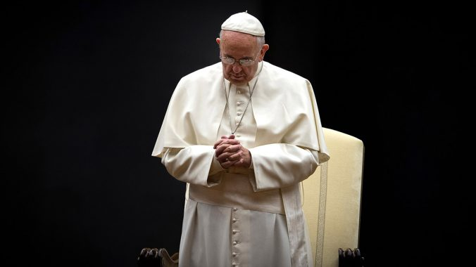 Prayers for our Holy Father Pope Francis