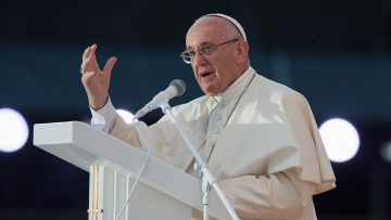 Pope to UN Climate Summit: 'Now is time to change direction'