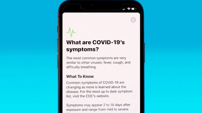 Palliative care expert on the symptoms of COVID-19