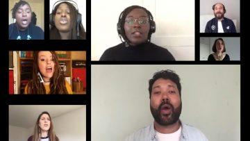 Gospel Choir releases song for Pentecost