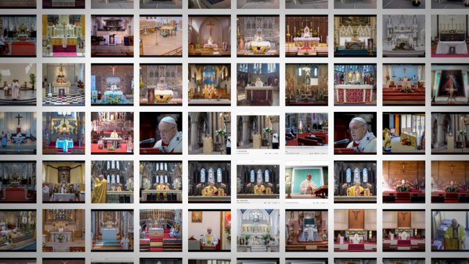 Live Catholic Mass Online