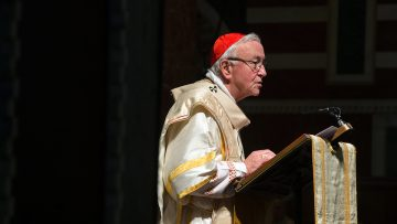 Cardinal's Homily for the Feast of Corpus Christi