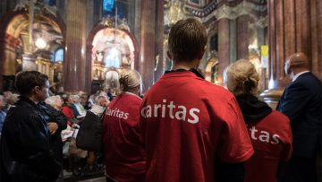 Caritas Mass for Charities