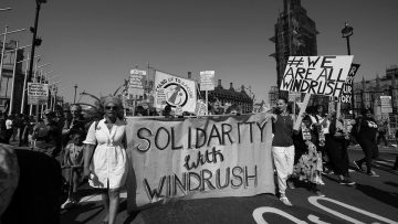 Windrush Day: Learn lessons from history to bring about racial justice, says Bishop