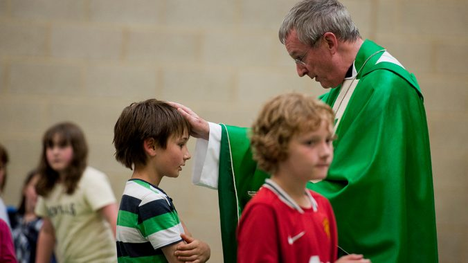 Preparing Children for the Sacraments of Initiation