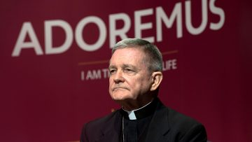 Pope's Adoremus Message