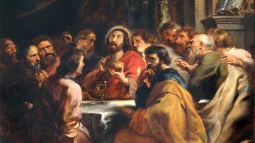 Eucharist and Christian Unity
