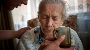 Healthcare Bishop argues for more loving attitude to people with dementia in care homes