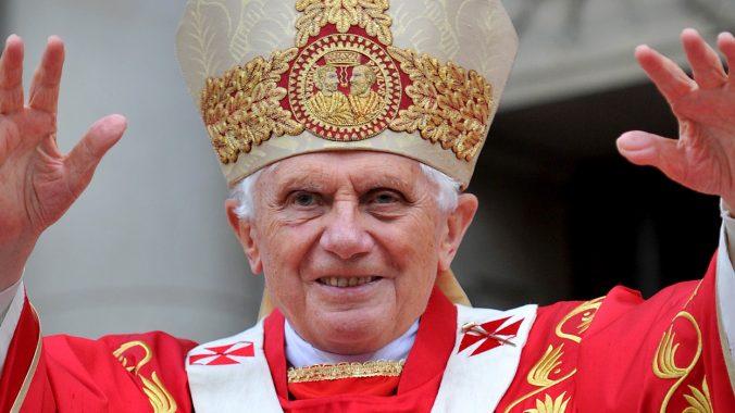 Benedict XVI in the UK