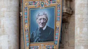 Celebrating St John Henry Newman's Feast Day
