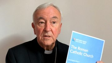 Cardinal to abuse survivors: I'm very sorry and distressed that this damage was done to you and done in our name